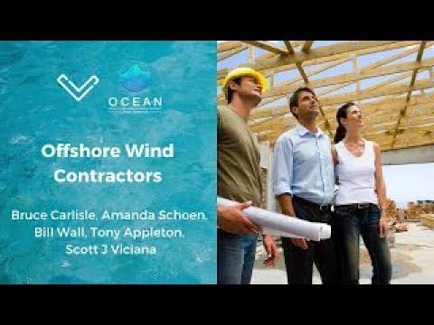 Offshore Wind Contractors   Building An American Offshore Wind Industry