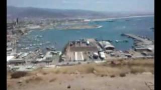 Vista desde el Cerro del Mirador del rancho de #Ensenada