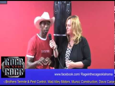 Kunta Kinte Ford Interview