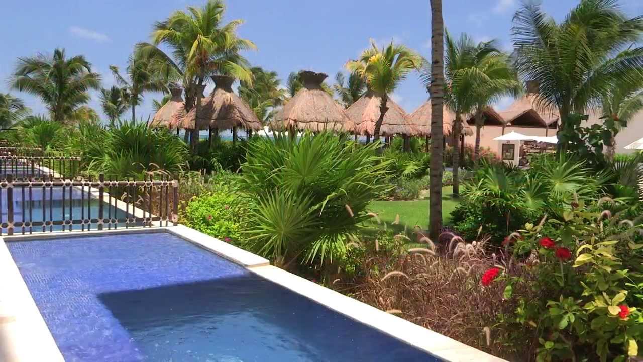 Dreams Riviera Cancun Resort Map on