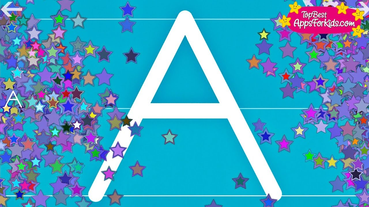 abc learn to write the alphabet writing wizard letter tracing app for kids