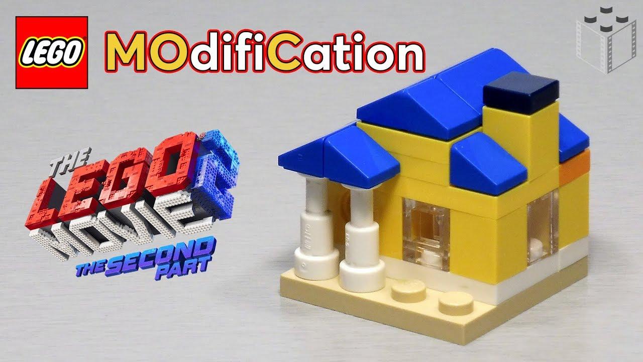 Lego Przygoda 2 Dom Emmeta W Wersji Mikro Youtube