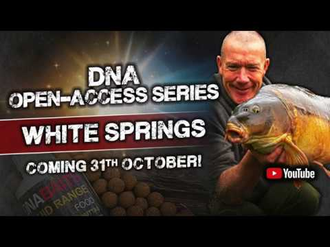 ***Carp fishing*** DNA Open-Access Series: White Springs – coming 31st October