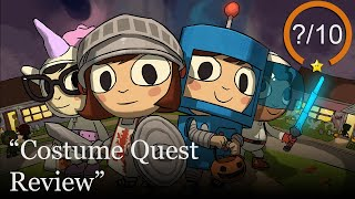 Costume Quest Review [PS3, Xbox 360, & PC] (Video Game Video Review)