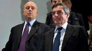 رئاسيات فرنسا: الجمهوريون يصطفّون خلف فيون خوفا من هزيمة مبكرة