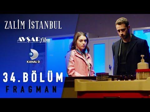 Zalim İstanbul Dizisi 34. Bölüm Fragman - Şeniz Sakat Kalıyor!🔥🔥🔥
