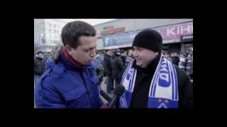 Дурнев+1 | Поход на футбол: Динамо - Арсенал