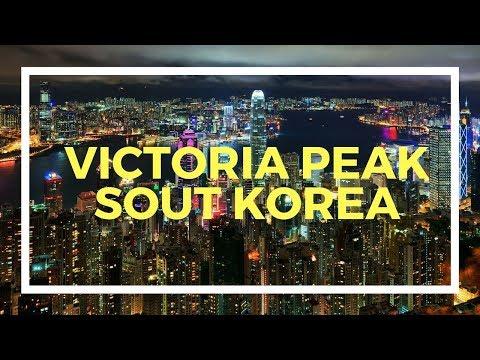 WOW!!! Hong Kong Popular Tourist DestinationVictoria Peak