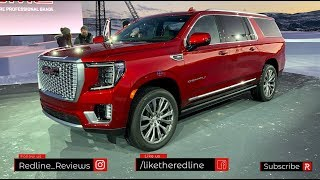 The 2021 GMC Yukon is a Modern Extra Large SUV With an Available Diesel Engine!