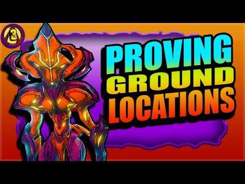 How To UNLOCK ALL Proving Ground LOCATIONS (Type of Loot You Earn) BORDERLANDS 3