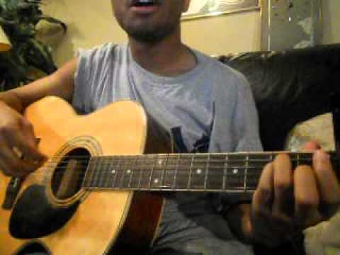 Climax (Usher cover with acoustic guitar)