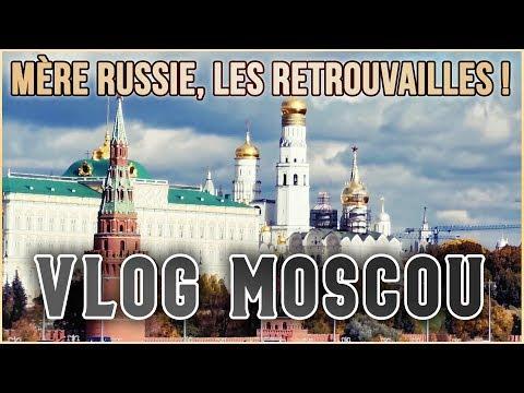VLOG à Moscou, la capitale Mondiale des échecs