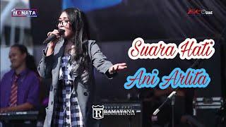 SUARA HATI - Ani Arlita new MONATA PT. CORD Indonesia