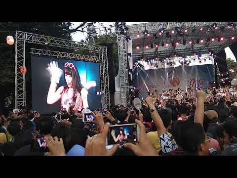 Pertukaran Pelajar AKB48 X JKT48 ( Sayaya & Stefi )   Special 60th Persahabatan Jepang Indonesia