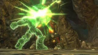 E3 2011: Green Lantern Trailer (PS3, Xbox 360, Wii, 3DS)