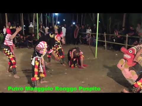 Jathilan Putro Manggolo Ronggo Puspito  #8