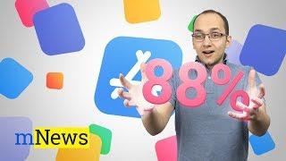 App Store válcuje Google Play a Motorole uniká RAZR - mNews