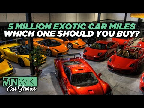 What are the most reliable exotic cars?