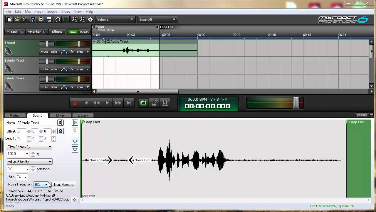 mixcraft 6 free full version