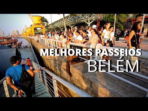 BELÉM DO PARÁ ROTEIRO DE 1 DIA E MELHORES PASSEIOS C/ 5 DICAS
