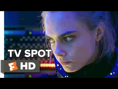 Valerian and the City of a Thousand Planets TV Spot - Groundbreaking (2017) | Movieclips Coming Soon