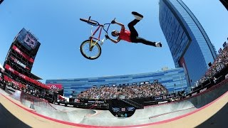 Worlds Best & Greatest BMX Tricks, Amazing X Games Footage Compilation