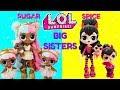 LOL SURPRISE Sugar & Spice Big Sisters Compilation DIY Shopkins Shoppie Custom Makeover