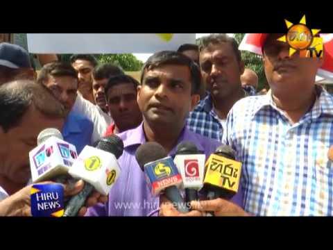 Petroleum strike continues