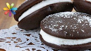 Как приготовить Орео: шоколадное печенье-сэндвич – Все буде добре. Выпуск 902 от 25.10.16