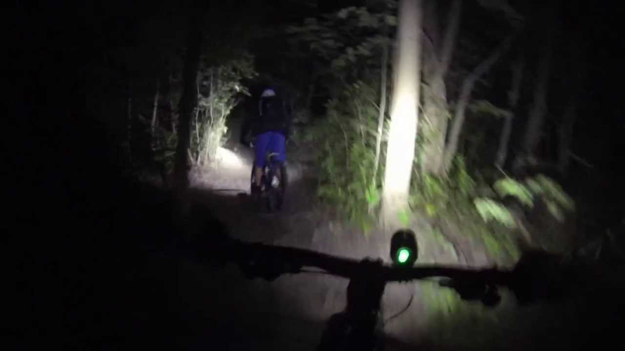 4000 lumen mountain bike lights test 6 led cree xm l hd youtube. Black Bedroom Furniture Sets. Home Design Ideas