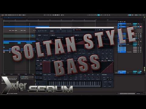 Making a Soltan Style Bass | Xfer Serum Tutorial