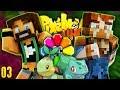 SFIDIAMO LA PALESTRA ERBA! TRADE MACHINE OP! - E03 - Minecraft Pixelmon UHC [ITA] w/MastroPicca