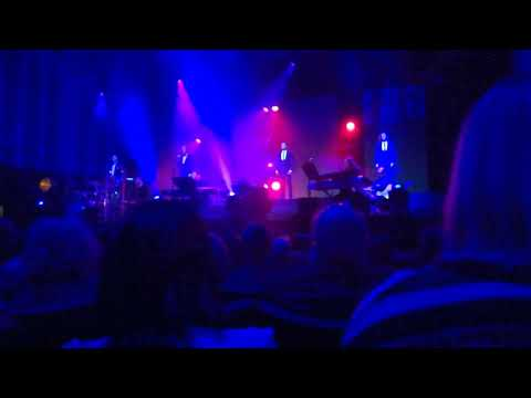 Collabro HOME tour Opening night rpool Philharmonic 241017  Beauty And The Beast