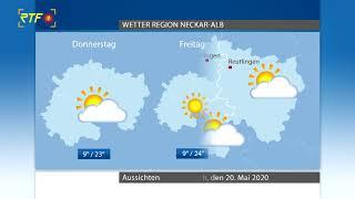 RTF.1-Wetter 19.05.2020