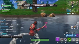 Fortnite | New Galaxy Skin in use | Power Squad | Playing with viewers