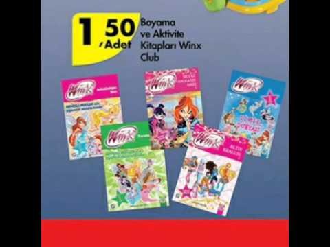 Winx Club Boyama Oyunları