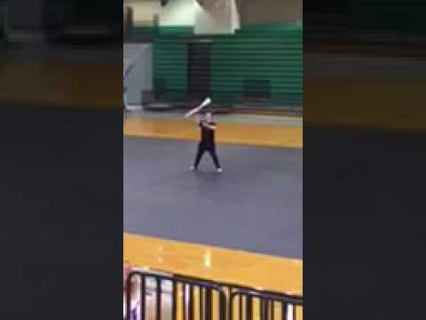 WGPO Solo and Ensemble Contest (Adair High School) - Ryan Denny