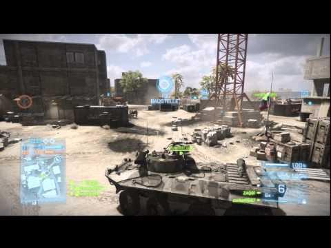 Battlefield 3 Gulf of Oman BTR-90
