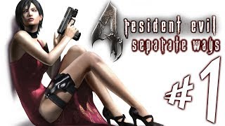 Resident Evil 4 – DLC Separate Ways – Parte 1: Comandando Ada! [ Xbox One - Playthrough ]