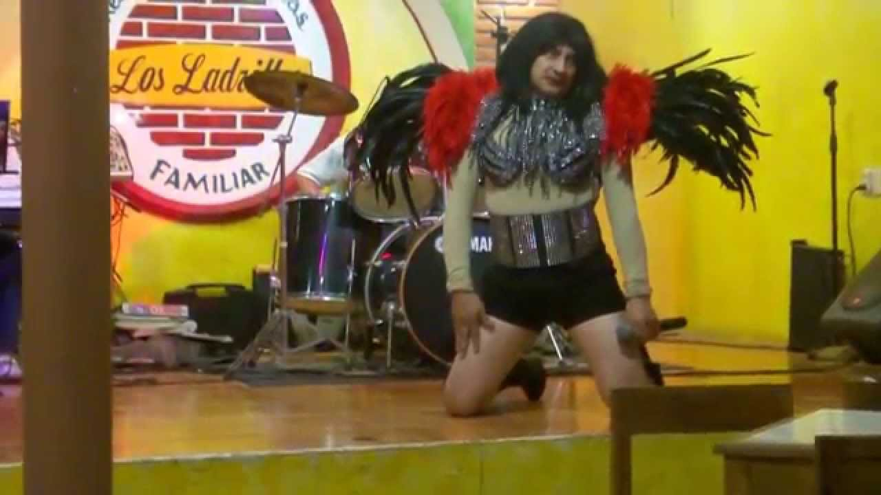 Sarmiento show imitando a alejandra guzman youtube for Alejandra s mexican cuisine