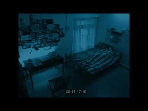 Паранормальные явления в комнате девочки