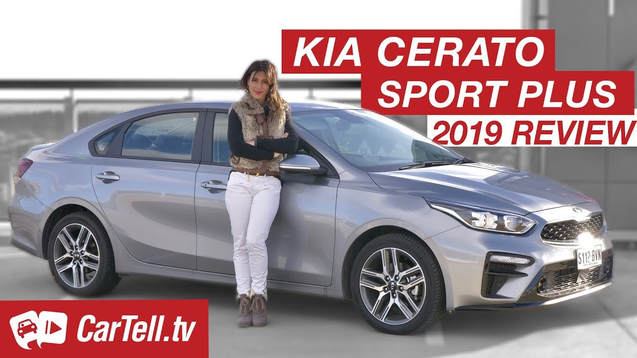 2019 kia cerato sport plus review