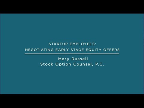 Blog Stock Option Counsel