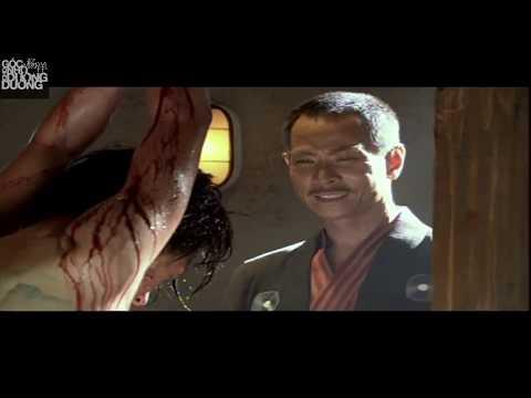 Torture whipping burning scene - Yang Yang
