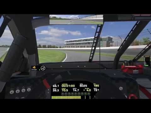 iRacing.com Indianapolis Motor Speedway track guide (NASCAR CUP CAR)