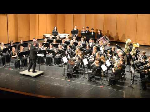 Oxford Wind Ensemble--Oxford Band Festival 2016 - 2 of 2