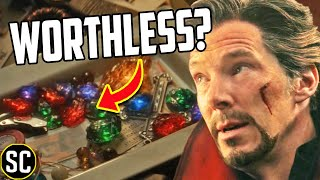 LOKI: Why the INFINITY STONES are Useless Now + What DR STRANGE Saw in Infinity War MARVEL Breakdown