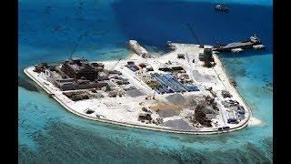 Những phát hiện mới về điểm yếu lớn của các đảo nhân tạo Trung Quốc cải tạo trái phép ở biển Đông