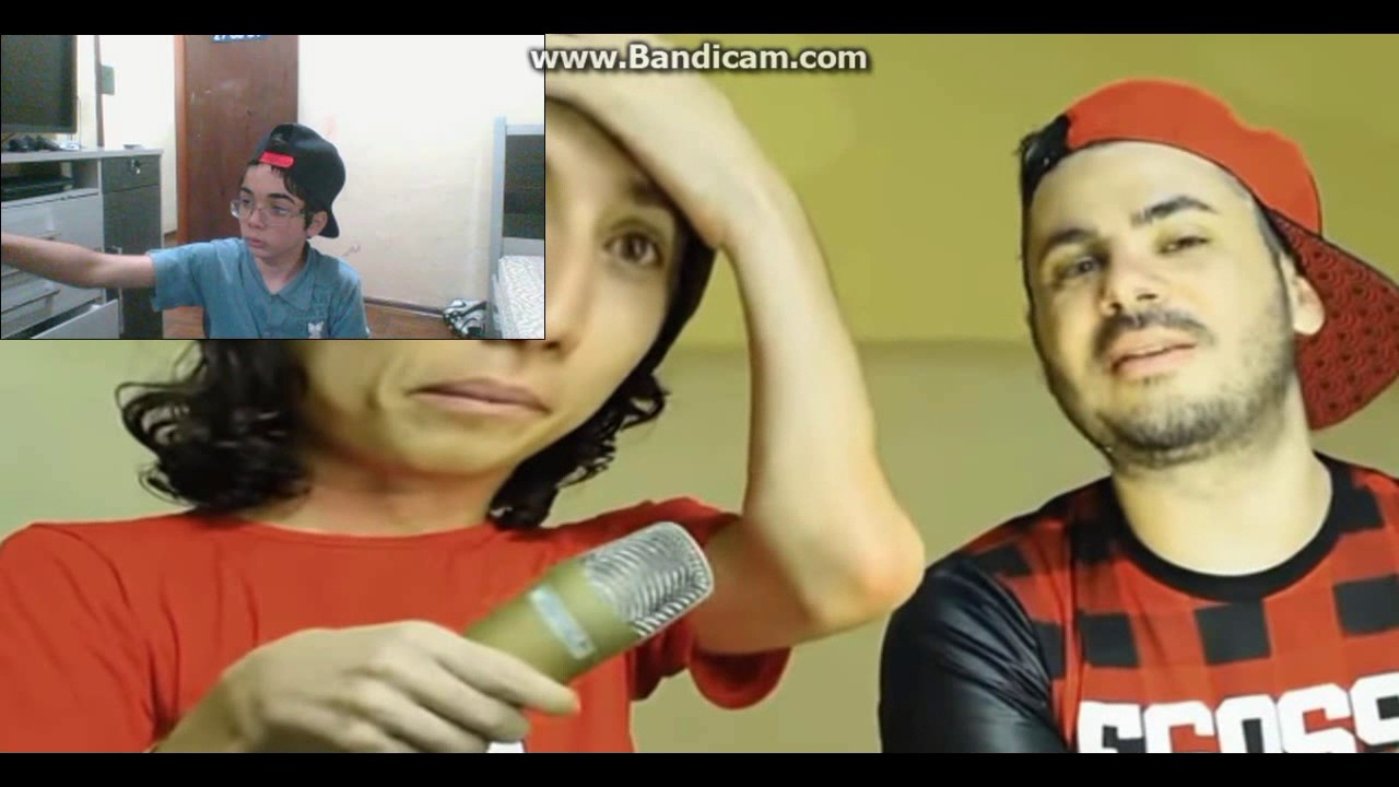 Download [kel react vs react brasil batalha de rimas part my raps ft NKM]