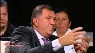 Cirilica - Milorad Dodik - (TV Happy 08.09.2014.)